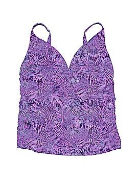 Title Nine Swimsuit Top Size XL