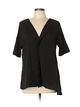 Zara Collection Short Sleeve Blouse Size L