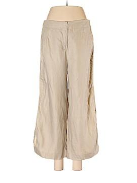 Lafayette 148 New York Linen Pants Size 4