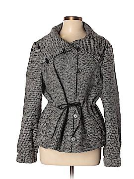 Ann Taylor LOFT Wool Coat Size XL