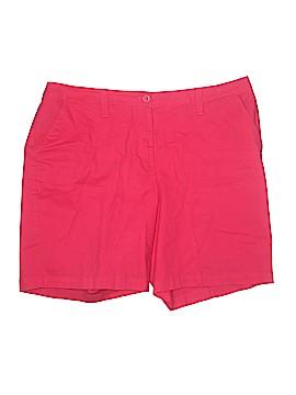 Talbots Khaki Shorts Size 18w (Plus)
