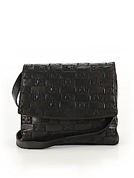 Escada Leather Crossbody Bag One Size