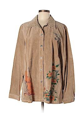 Draper's & Damon's Leather Jacket Size XL