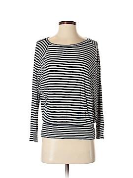 Bordeaux Long Sleeve Top Size Sm/P
