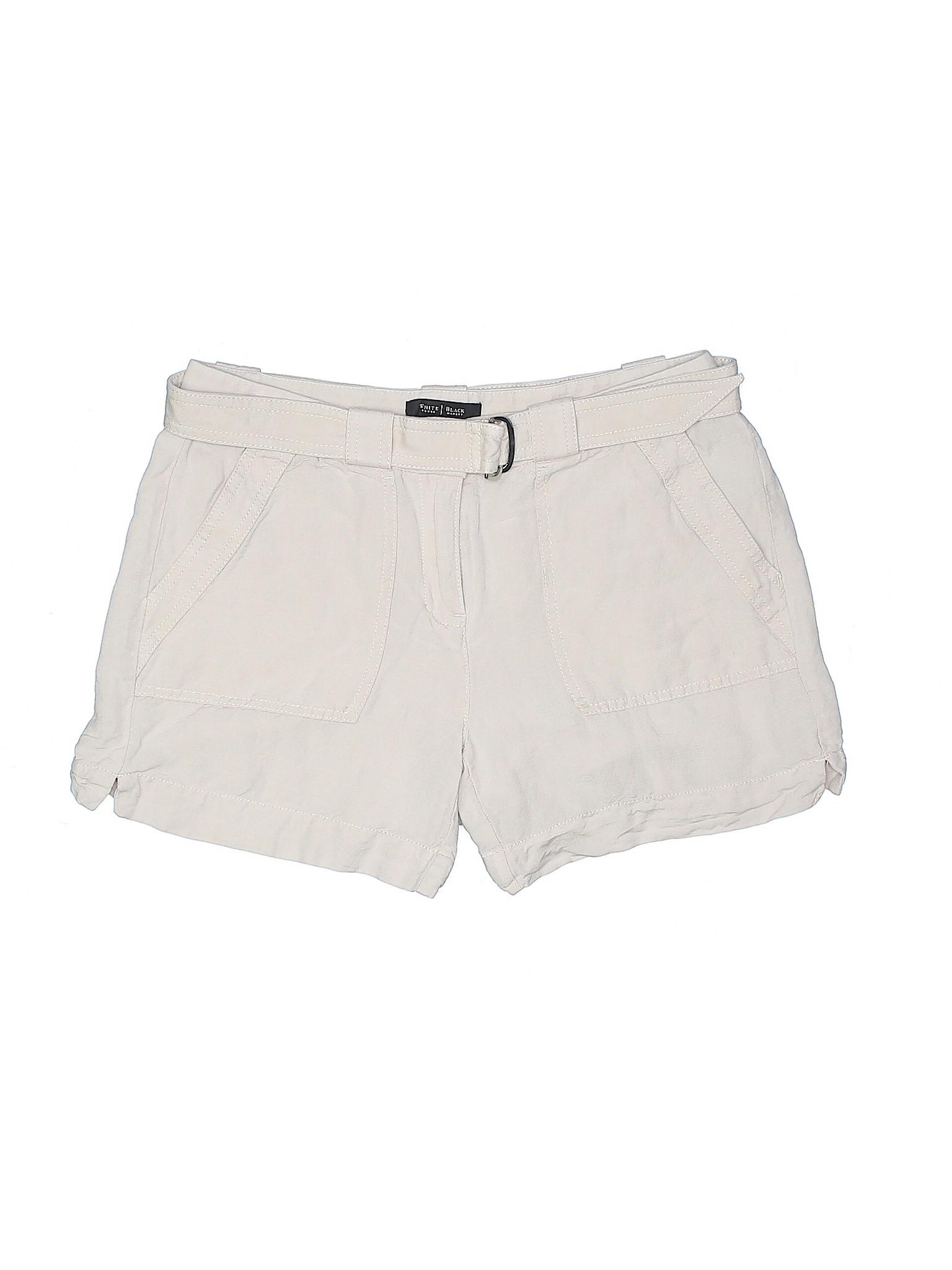 Shorts Black White Boutique House Market HTSwn04