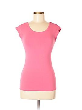 DownEast Basics Short Sleeve Top Size S