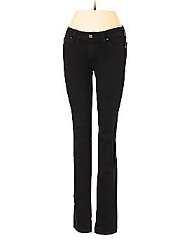 Just Black Jeans 26 Waist