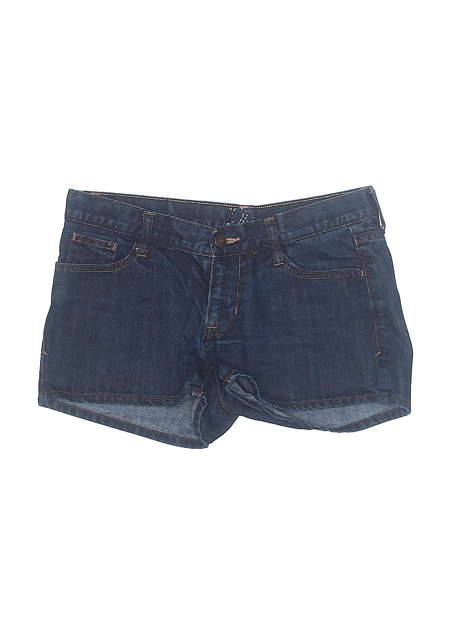 Denim leisure Navy Old Shorts Boutique ZSzqBwx