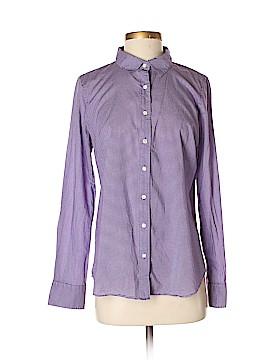 J. Crew Long Sleeve Button-Down Shirt Size 5