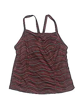 L.L.Bean Factory Store Swimsuit Top Size 6
