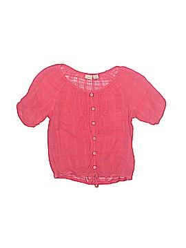 Mudd Short Sleeve Blouse Size 7
