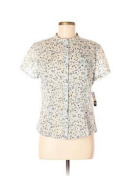 Route 66 Short Sleeve Button-Down Shirt Size L