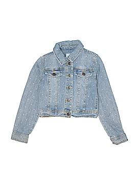 Cherokee Denim Jacket Size 7-8