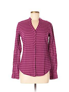 Mountain Hardwear Long Sleeve Button-Down Shirt Size 6