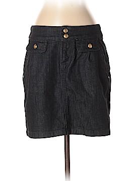 Juicy Couture Denim Skirt 27 Waist