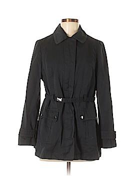 Ann Taylor LOFT Trenchcoat Size M (Petite)