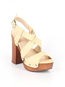 Bucco Heels Size 6 1/2