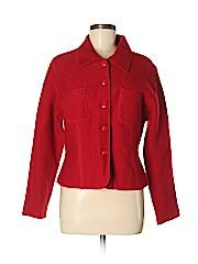 Croft & Barrow Women Wool Cardigan Size M