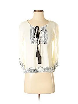 Mi ami 3/4 Sleeve Blouse Size XS