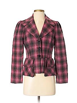 Trina Turk Wool Blazer Size 2