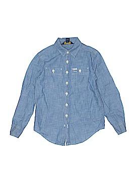 Polo by Ralph Lauren Long Sleeve Button-Down Shirt Size 7