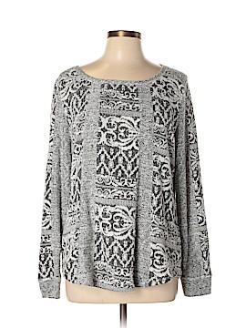 Ruff Hewn Pullover Sweater Size L