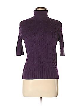 Lands' End Women Turtleneck Sweater Size XS