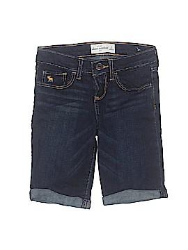 Abercrombie & Fitch Denim Shorts Size 10