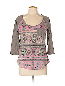 Bongo 3/4 Sleeve Blouse Size XL