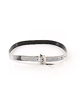 White House Black Market Leather Belt Size L