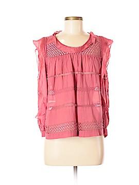 Étoile Isabel Marant Short Sleeve Blouse Size 40 (FR)