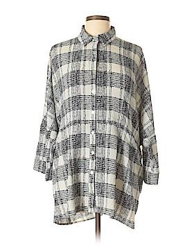 Entro 3/4 Sleeve Blouse Size L