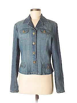 INC International Concepts Denim Jacket Size M