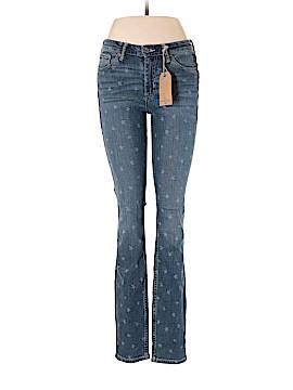 H&M L.O.G.G. Jeans 28 Waist