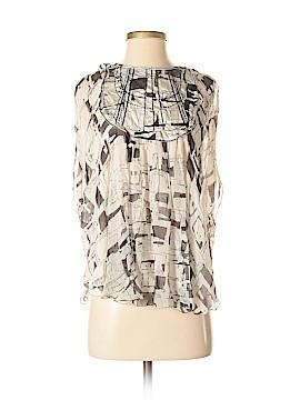 Hanii Y Sleeveless Silk Top Size 40 (IT)