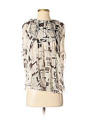 Hanii Y Women Sleeveless Silk Top Size 40 (IT)