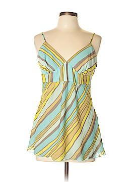 Trina Turk Sleeveless Silk Top Size 12