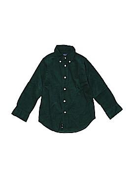Ralph Lauren Long Sleeve Button-Down Shirt Size 4-4T