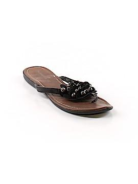 Montego Bay Club Flip Flops Size 8