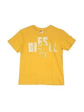 Diesel Short Sleeve T-Shirt Size 7