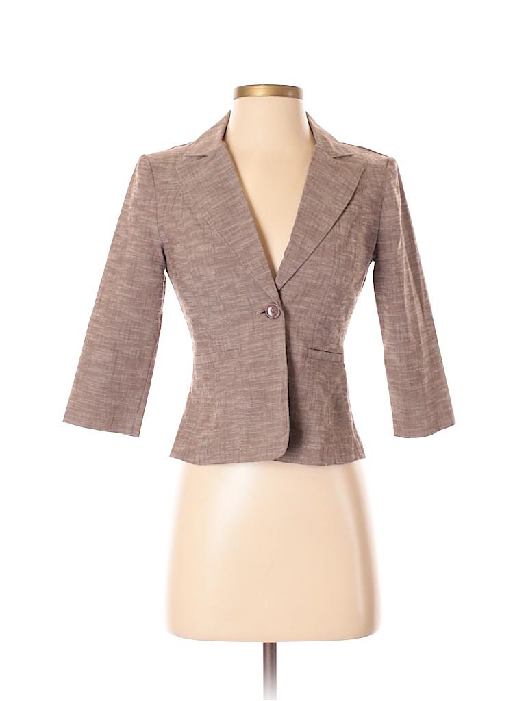 I.N. San Francisco Women Blazer Size S