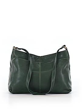 St. John's Bay Leather Shoulder Bag One Size