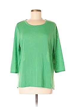 Erin London 3/4 Sleeve T-Shirt Size M