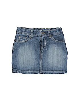 The Children's Place Denim Skirt Size 5