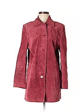 Bernardo Leather Jacket Size M
