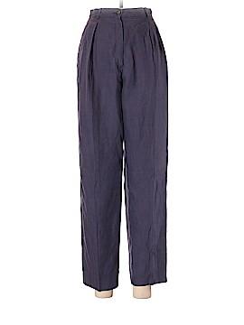 Liz Claiborne Linen Pants Size 6 (Petite)