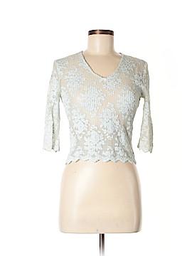 Arden B. Long Sleeve Blouse Size M