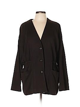 Donna Karan New York Wool Cardigan Size L