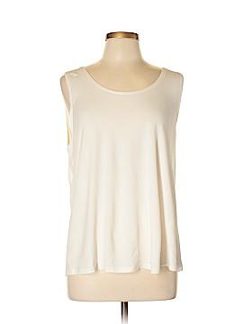 Eileen Fisher Sleeveless Top Size XL