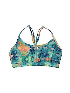 Pink Lotus Swimsuit Top Size M
